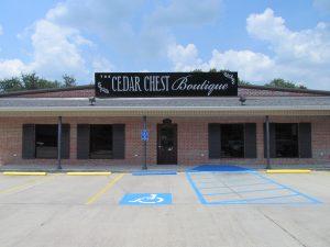 Cedar Chest South