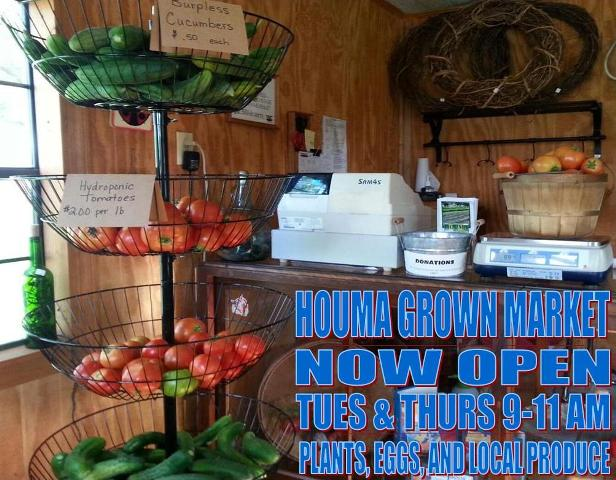 Houma Grown Market